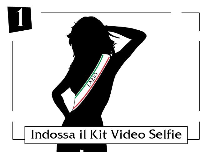 kit video selfie lazio